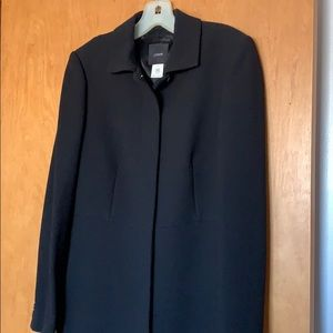 NWOT J. Crew Empire Lady Coat Size 6